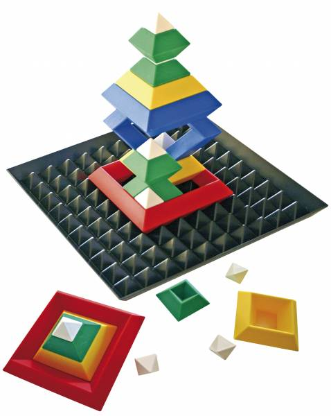 Triangle Puzzle Figuren + Base 25 Teile